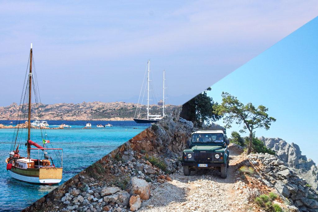 Escursioni Sardegna e Corsica